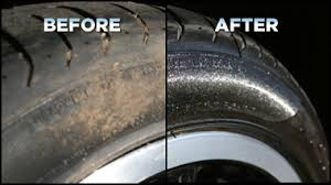 tires before and after
