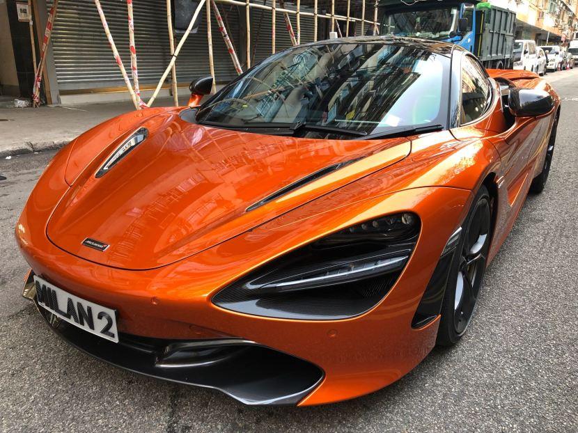 McLaren Gets Flamed